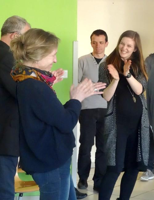 Les échanges culturels 2016 entre les lycéens de Stuttgart et ceux de Châtillon sur Seine