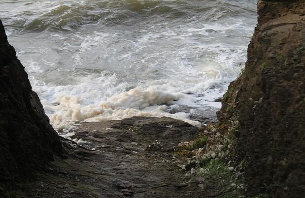 tempête à Logonna (8)