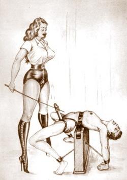 Servitude et postures…