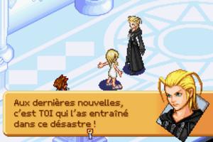 KH : Chain of Memories - Chapitre 13 - Pour Naminé