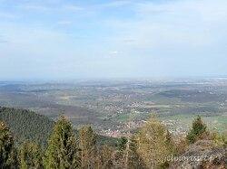 du Mont Saint Odile
