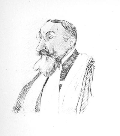 Le Professeur de Droit William Oualid