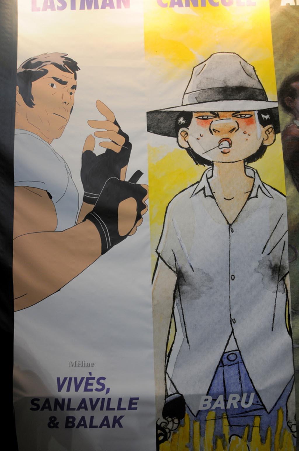 Le festival de la BD d'Angoulême (8) les dernières affiches