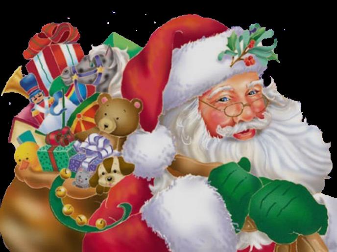 Tubes pères Noël 9