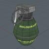 grenade sans effets