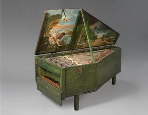 La viola organista