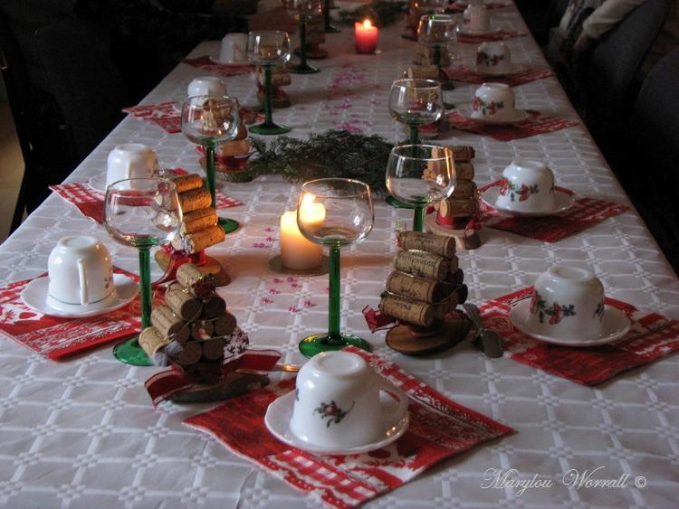 Au temps des marchés de Noël : Fête de Noël au club