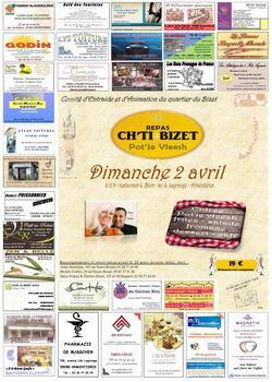 Repas Ch'ti Bizet