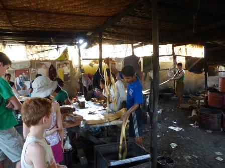 Mandalay II ambiance de rues