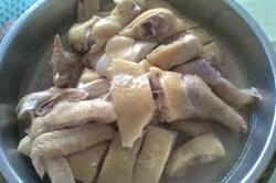 雞肉我用這做法,蒸一蒸,老香了,營養非常好吃不上火,蒸一盤不夠吃