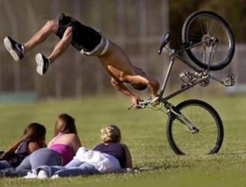Vendredi...La folle histoire du vélo
