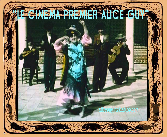 """Le cinema premier Alice Guy"" Solax gaumont dvd 20€"
