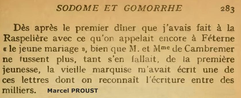 Peu S En Faut Parler Francais