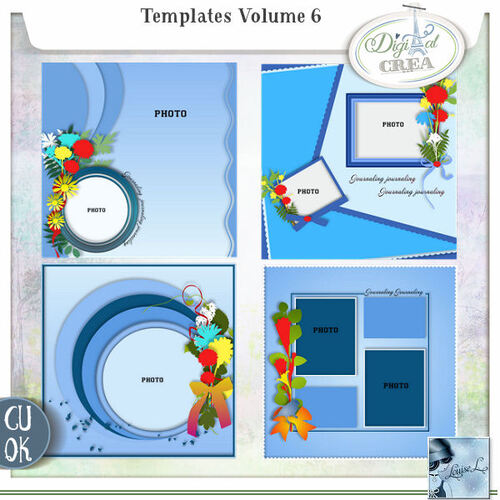 Templates Volume 6