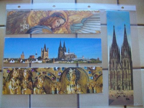"Marque-pages ""Allemagne - Köln"" (17 Octobre 2013)"