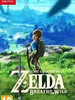 The Legend of Zelda Breath of the Wild affiche