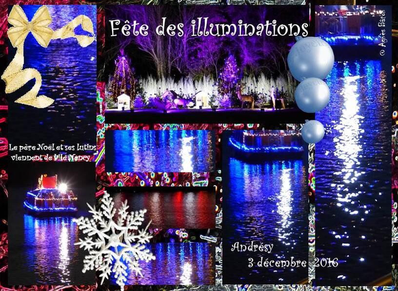 La fête des illuminations