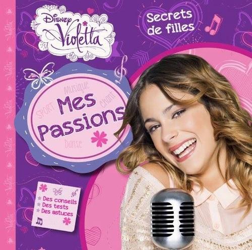 Nouveaux Livres Violetta!
