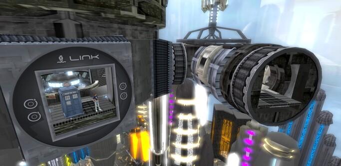 Tardis in Space 5 : Ville Futuriste
