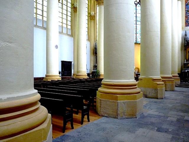 Metz l'église Saint-Clément 10 Marc de Metz 01 11 2012