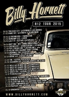 Billy Hornett - R12 Tour 2015