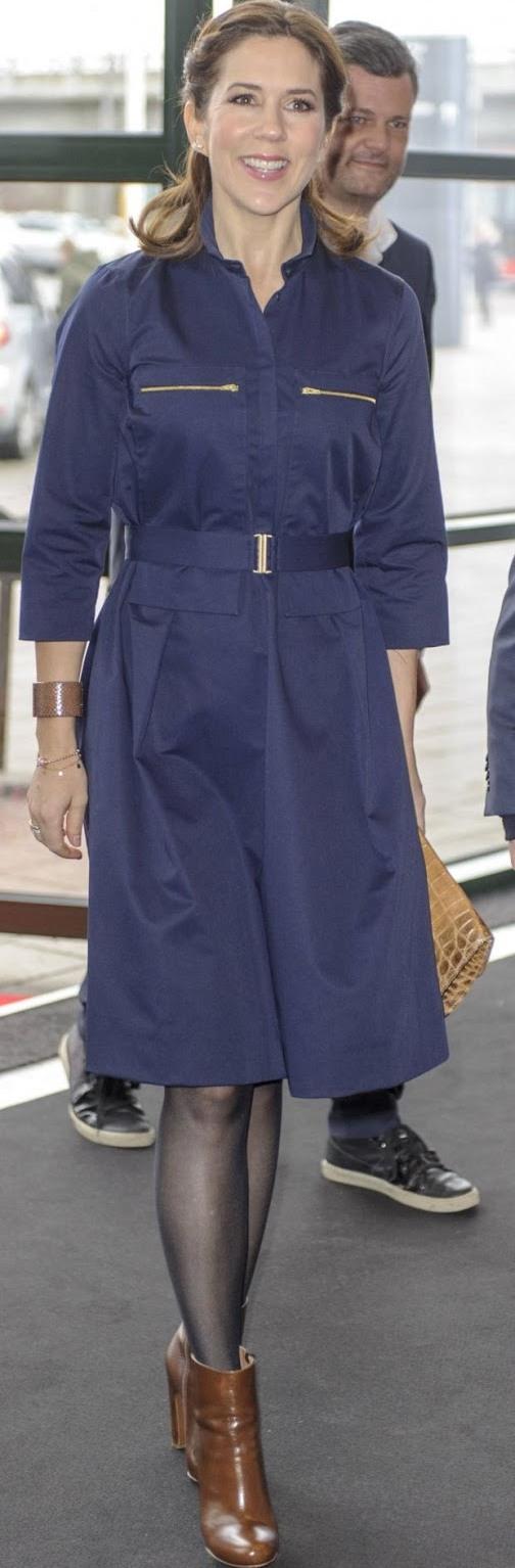 Mary et la mode