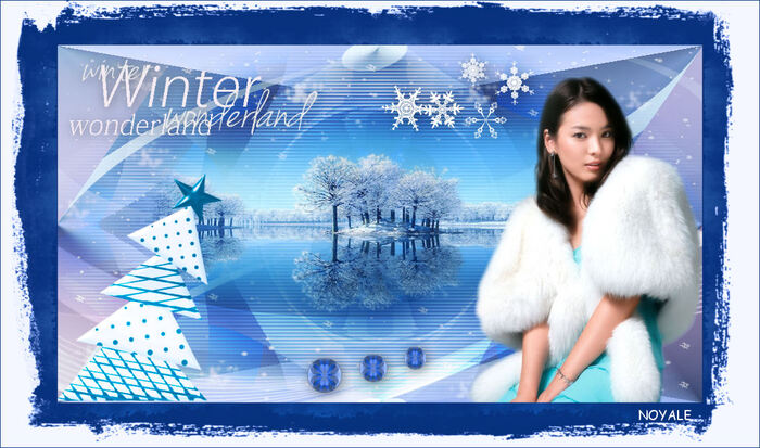 "Versions "" Winter wonderland """