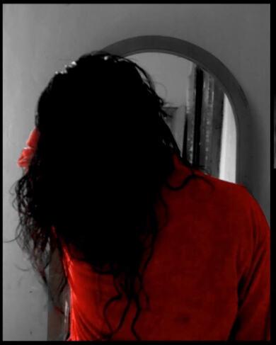 La plume d'Evy : Défi N° 97 /thème le reflet du miroir