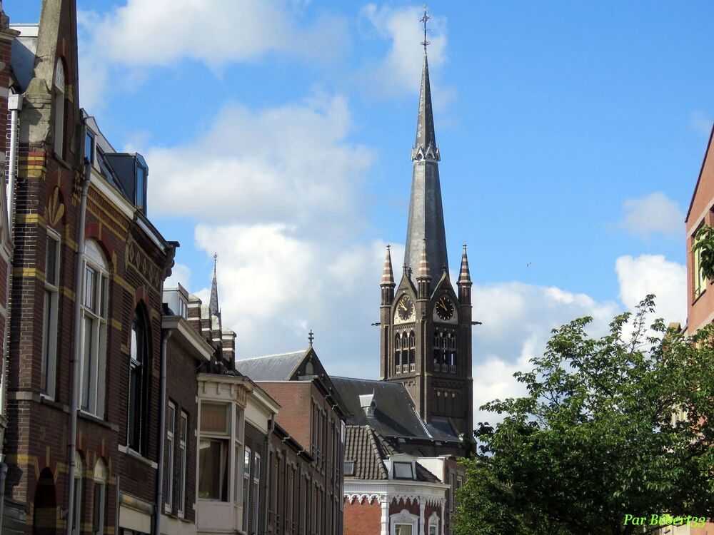Schiedam en Hollande