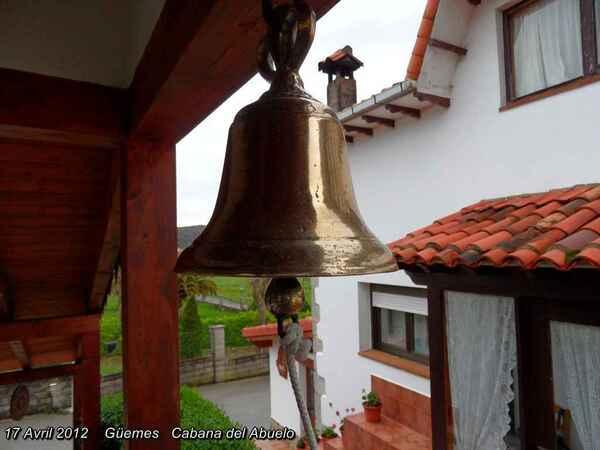 (J13) Santona / Güemes 17 Avril 2012 (La Cabana del Abuelo)