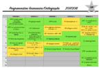 Programmation CM1 nouveaux programmes 2016!