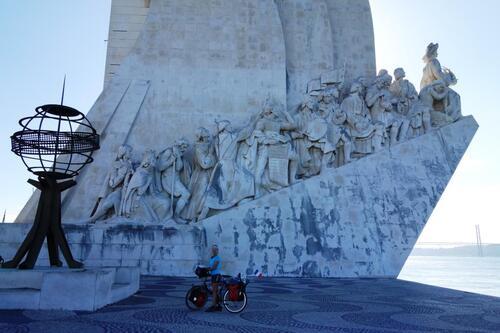 Sintra direction Lisbonne