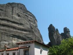 Kastraki Trikala ( les météores)