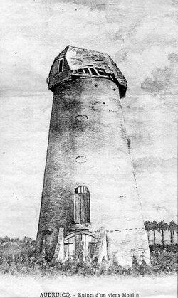 Les moulins à vent de la région sont préservés