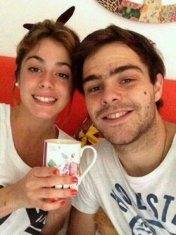 News photo de Tini et Peter ♥