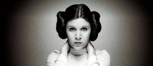 CARRIE FISHER 1956 -2016