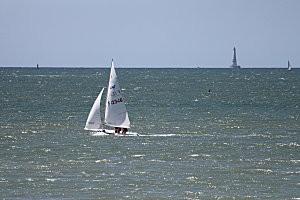 voilier dans l'estuaire-7-