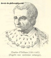 Charles d'Orleans Evanescences