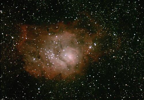 nébuleuse lagune,m8,M20,leca philippe,eos1100d astrodon,astronome amateur,GTF81