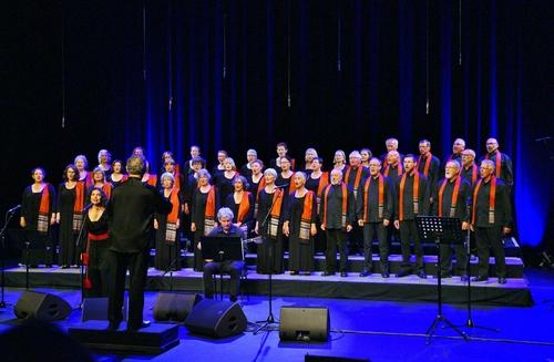 le choeur du Canto salle Glenmor Carhaix