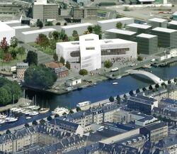 Une Bibliothèque Multimédia pour Caen