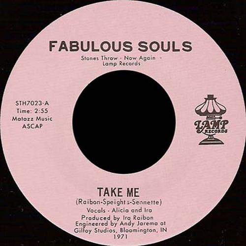 Fabulous Souls : Take Me