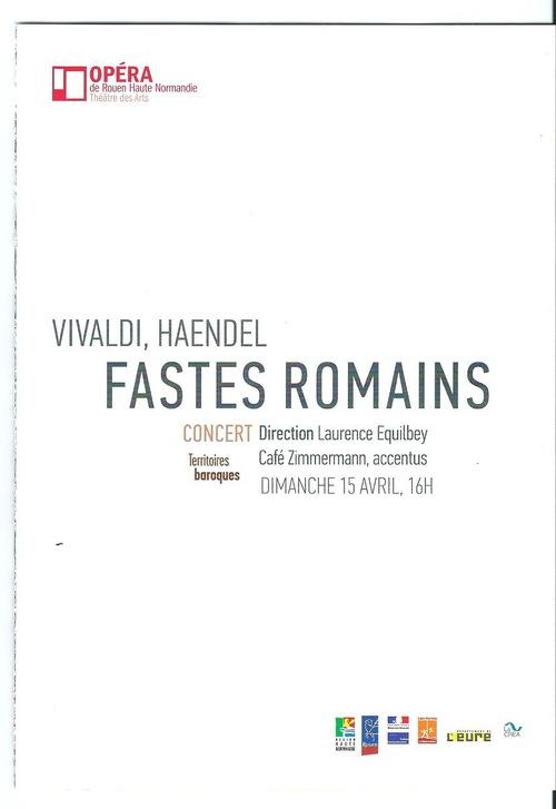 Fastes romains