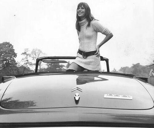 L'automobile et les stars en France et ailleurs