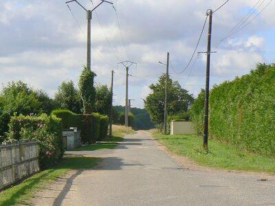 Le chemin de Nova Lira et le parcours de la belle au Bois Normand