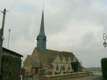Sur les chemins de Saint-Ouen