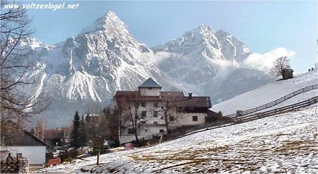 """Résultat de recherche d'images pour """"Montagne Wildspitz en Autriche"""""""