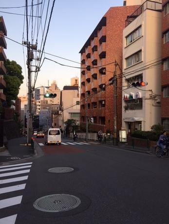 Nishi-Nippori et ses alentours