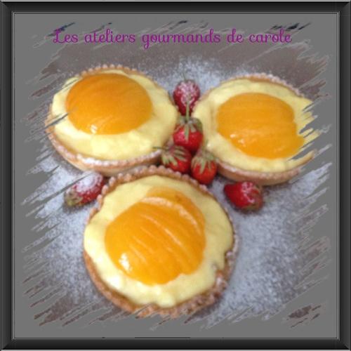 Tartelettes à l abricot