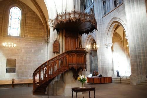 Autour de la Cathédrale de Zenève (photos)
